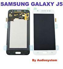 DISPLAY LCD+TOUCH SCREEN OLED ORIGINALE SAMSUNG GALAXY J5 SM-J500FN BIANCO
