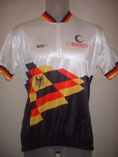 """Rhodia Mike Sport Allemagne Deutschland cycle cycling shirt jersey taille 6 44 """""""