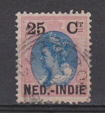 Nederlands Indie Indonesie 35 TOP CANCEL CHERIBON Netherlands Indies 1900
