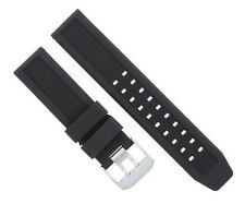 23MM LUMINOX EVO RUBBER WATCH BAND STRAP 3050 , 3950 NAVY SEAL COLORMARK