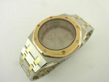Audemars Piguet Royal Oak 35mm acero/oro carcasa pulsera Complete Case Bracelet