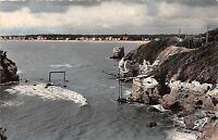 BR38122 les rochers de vailleres et la plage Saint Georges de didonne l france