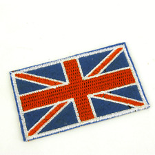 UK British Flag Union Jack  Sew On Patch Large