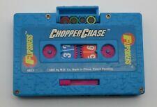1987 Milton Bradley Flipsiders Chopper Chase Cassette Travel Board Game Complete