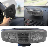 Streetwize 12v Dash Mount & Hand Portable Hot & Cold Car Heater, Fan & Defroster