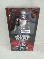 Star Wars Captain Phasma 12in Action Figure New In Box Toys R Us Exclusive Jedi