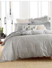 Lucky Brand 3-Pc Comforter Set King Color Gray NIP