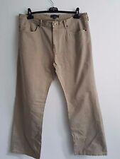 Banana Republic Beige/Khaki Men's Straight Fit  Chino Trousers W36 L30