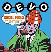 Devo - Social Fools: Virgin Singles Collection [New CD] UK - Import