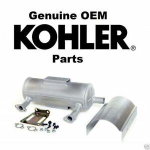 Genuine Kohler 24-786-12-S Muffler Kit Starter Side Straight 24 786 12-S OEM