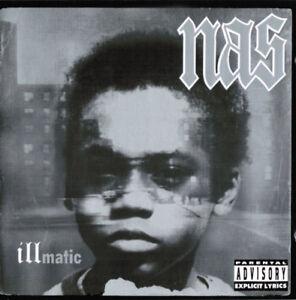 NAS Illmatic 10 Year Anniversary 2CD BRAND NEW Platinum Series