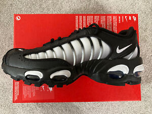 NEW Boys Youth Nike Air Max Tailwind IV GS Trainers Sneakers Casual Retro 4.5 UK