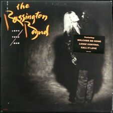 ROSSINGTON BAND 'Love Your Man' Near Mint Never played 1988 1st press Promo LP