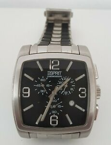 Esprit Herrenuhr Armbanduhr Herren