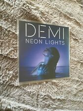 Demi Lovato Neon Lights Remixes CD Promo Single 13 Titres