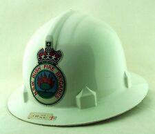 Feuerwehrhelm aus Australien um 1980 (065-3552)