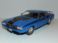 Greenlight Coll. 1/18 1971 Dodge Challenger R/T Blue MiB