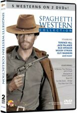 Spaghetti Western Collection (DVD, 2010) (S)