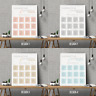 Personalised Modern Wedding Seating Plan Planner Table Plans Chart   A1 A2 A3