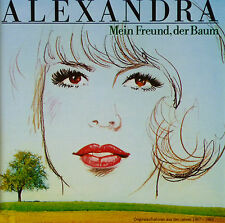 CD - Alexandra  - Mein Freund, Der Baum - #A1599