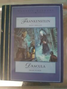 Frankenstein and Dracula :  by Mary Shelley and Bram Stoker