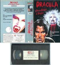 Dracula Cerca Sangue Di Vergine (1974) VHS