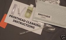 BROTHER Printhead & Inkjet Cleaning Kit (Includes Tools and Instructions) 2500HK