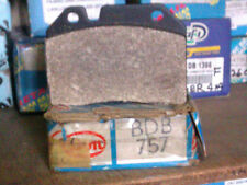 PEUGEOT 404  FRONT DISC BRAKE PAD - DON