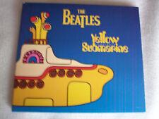 BEATLES YELLOWSUBMARINE 4 TRACKS SONGTRACK CD SAMPLER PROMO ONLY