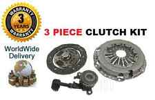 FOR NISSAN TIIDA 2007 >ON 1.6 NEW 3 PIECE CLUTCH KIT COMPLETE
