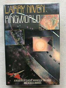 Ringworld by Larry Niven (1977, Hardcover,1st, New)