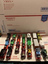 Thomas The Tank Engine Die Cast Toys Mixed Lot Railroad Trains ERTL and Mattel