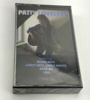Patty Loveless, Patty Loveless Self Titled Cassette Tape NEW SEALED RARE HTF