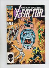 X-Factor #6 - Apocalypse Now! - 1st Full App Apocalypse - (8.0) 1986