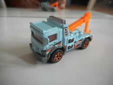 Matchbox Urban Tow Truck in Light Blue