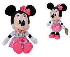 Simba Disney Dirndl Minnie Maus Plüschfigur 30 cm (Pink)