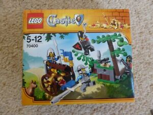 LEGO Castle – 4x Forest Ambush 70400  - BNISB - NEW in Factory Sealed Box