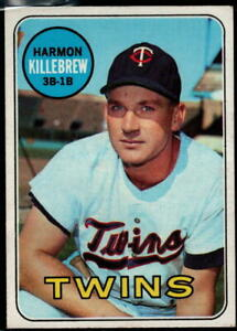 1969 Topps Baseball - Pick A Card - Cards 221-440