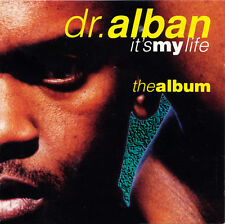 Dr. Alban CD It's My Life (The Album) - USA (M/VG+)