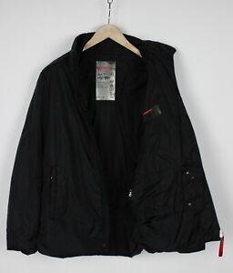 PRADA SGV293 Women's (F) 46 or ~LARGE Nylon Shell Filled Skiing Jacket 30905-JS