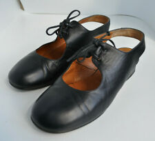 Hobbs Marilyn Anselm dark navy blue leather shoes. Eu Size 39. UK 6, US 8.