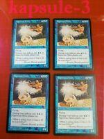 4x Vaporous Djinn | Mirage | MTG Magic The Gathering Cards