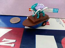 POKEMON SOBRE RUEDAS MADE IN JAPAN PATINETE A CUERDA