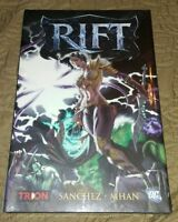New Rift Telara Chronicles Hardcover Graphic Novel Ricardo Sanchez DC Comic 2011