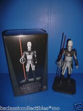 Gentle Giant Star Wars Rebels The Inquisitor Maquette Statue- LE #603 of 620 New