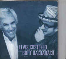 Elvis Costello with Burt Bacharach-This House Is Empty Now cd single