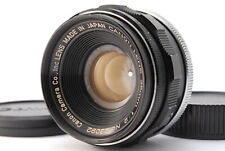 【EX】CANON 35mm F/2 Wide Angle MF Lens L39 LTM Leica Screw From Japan #FedEx