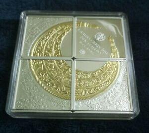 2019 #s11 Ukraine SET Coins Silver Ag 999 10 Hryven 1OZ * 4 pc PECTORAL
