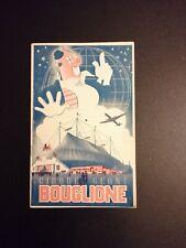 Programme 1959 Cirque BOUGLIONE