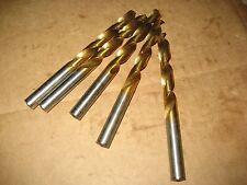 GUHRING 10.50MM TIN-COATED JOBBER DRILLS (ZA0311-5)